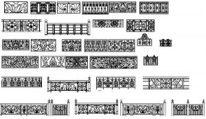 Chi tiết các mẫu thiết kế lan can ban công