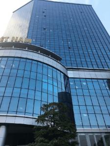 Vách nhôm kính tòa nhà cao tầng