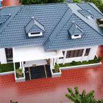 [Xem ngay] 9 mẫu mái tôn đẹp sang chảnh cho biệt thự và nhà vườn